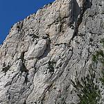 Escalade de la Paroi Noire, Calanques de Morgiou by schoeband - Marseille 13000 Bouches-du-Rhône Provence France
