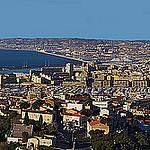 Vue sur Marseille et la rade de Marseille par SeldenVestrit - Marseille 13000 Bouches-du-Rhône Provence France