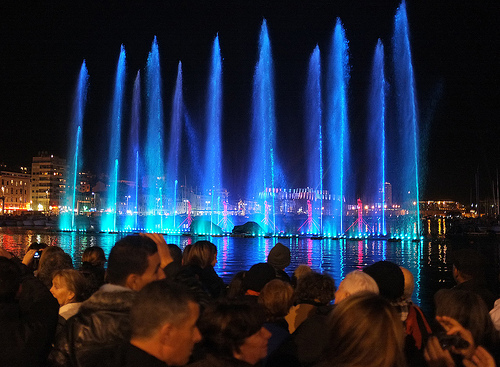 Marseille 2013: Opening Night par polbar