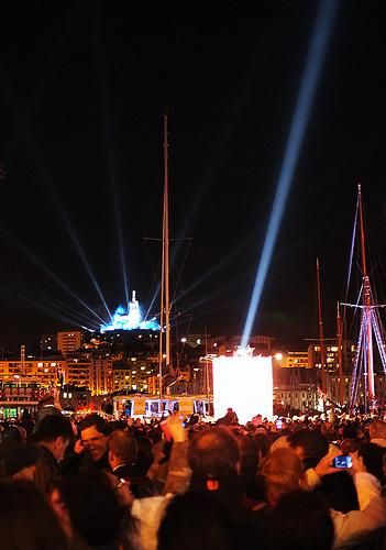 Marseille 2013 : Notre Dame de la Garde by polbar