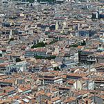 Les toits de Marseille by Discours de Bayeux - Marseille 13000 Bouches-du-Rhône Provence France