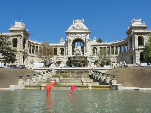 Marseille, le Palais Longchamp par Hélène_D