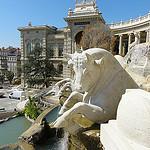 Marseille, le Palais Longchamp et ses toraux par Hélène_D - Marseille 13000 Bouches-du-Rhône Provence France