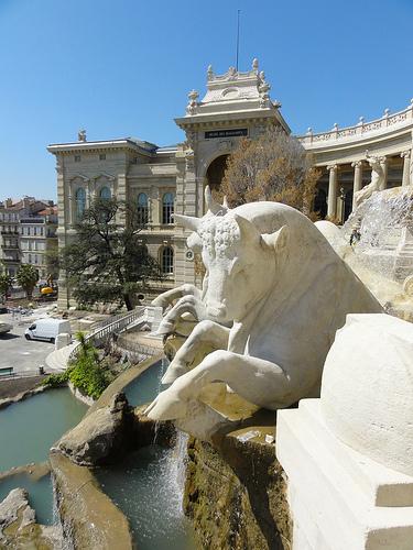 Marseille, le Palais Longchamp et ses toraux by Hélène_D