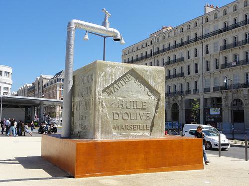 Marseille Provence 2013 - Le savon de Marseille à l'honneur par Hélène_D