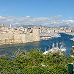 Vieux port de Marseille - Le Pharo par Hélène_D - Marseille 13000 Bouches-du-Rhône Provence France