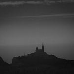 La butte de la Notre Dame de la Garde par CTfoto2013 - Marseille 13000 Bouches-du-Rhône Provence France