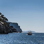 A nous la côte d'azur : entre Marseillet et Cassis par  - Marseille 13000 Bouches-du-Rhône Provence France