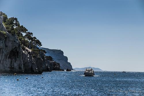 A nous la côte d'azur : entre Marseillet et Cassis par moudezoreil