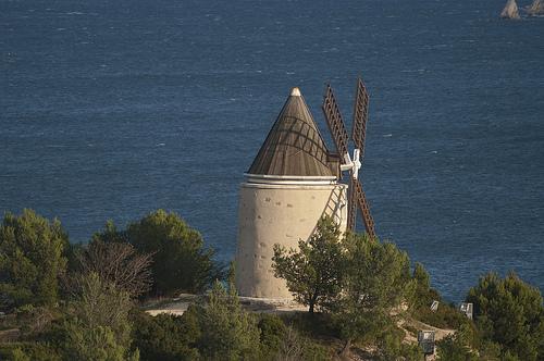 [Martigues] Le moulin par FredArt