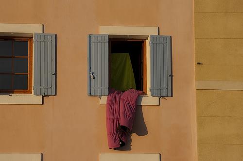 [Martigues] Linge à la fenêtre par FredArt