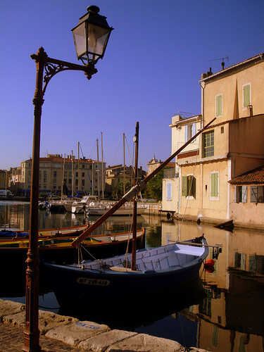 Martigues - quiet little Venice par perseverando