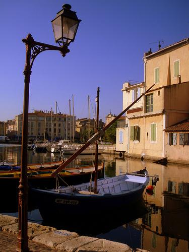 Martigues - quiet little Venice par perseverando