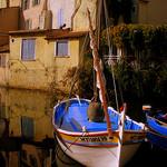 Martigues : petit bateau par perseverando - Martigues 13500 Bouches-du-Rhône Provence France