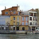 Martigues - sur les quais colorés (quai lucien toulmond) par larsen & co - Martigues 13500 Bouches-du-Rhône Provence France