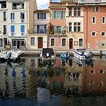 Martigues - canal Saint-Sébastien par larsen & co - Martigues 13500 Bouches-du-Rhône Provence France