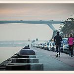Jogging du soir par Alain Taillandier - Martigues 13500 Bouches-du-Rhône Provence France