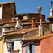 Cherchez le coq bleu sur les toits de Martiques par Le Martégal - Martigues 13500 Bouches-du-Rhône Provence France