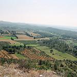 Vue sur la plaine - Baux de Provence par paspog - Maussane les Alpilles 13520 Bouches-du-Rhône Provence France