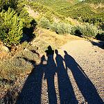 Randonnée à 4 par Queen Dot Kong - Meyreuil 13590 Bouches-du-Rhône Provence France