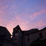 Sunset - Miramas-le-Vieux par MaJuCoMi - Miramas 13140 Bouches-du-Rhône Provence France