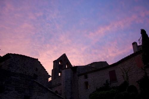 Sunset - Miramas-le-Vieux par MaJuCoMi
