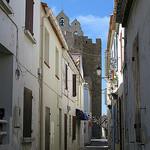 Ruelle à Sainte Marie de la Mer by mistinguette18 - Saintes Maries de la Mer 13460 Bouches-du-Rhône Provence France