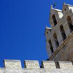 Clocher de Saintes-Maries-de-la-Mer par Maximus DiFermo - Saintes Maries de la Mer 13460 Bouches-du-Rhône Provence France