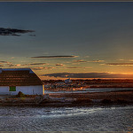 Sunset - Songe d'une nuit en Camargue by amcadweb - Saintes Maries de la Mer 13460 Bouches-du-Rhône Provence France