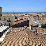 Les toits de Saintes Maries de la mer - Capitale de la Camargue by Massimo Battesini - Saintes Maries de la Mer 13460 Bouches-du-Rhône Provence France
