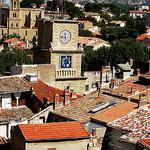 Vue sur la ville de Salon de Provence par John Mc D - Salon de Provence 13300 Bouches-du-Rhône Provence France