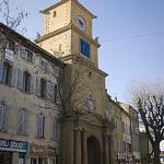 La Tour de L'Horloge par cpqs - Salon de Provence 13300 Bouches-du-Rhône Provence France