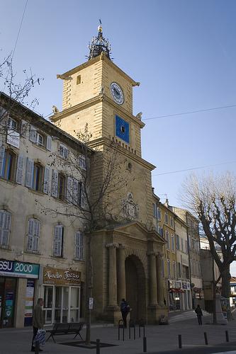 La Tour de L'Horloge by cpqs