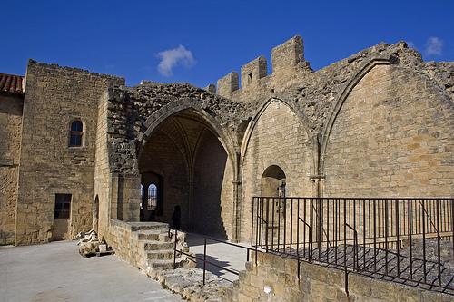 Ruines de L'Emperi par cpqs