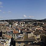 Panoramique de Salon de Provence par cpqs - Salon de Provence 13300 Bouches-du-Rhône Provence France