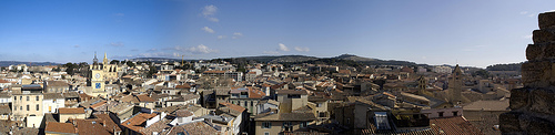Panoramique de Salon de Provence by cpqs