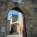 Entrée du Château de l'Empéri par obni - Salon de Provence 13300 Bouches-du-Rhône Provence France
