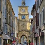 Clock Tower, Salon de Provence par philhaber - Salon de Provence 13300 Bouches-du-Rhône Provence France