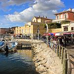 Promenade autour du Port par Bernard Bost - Sausset les Pins 13960 Bouches-du-Rhône Provence France
