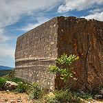 Bloc de Marbre dans le Massif de la Sainte Victoire by Josiane D. - St. Antonin sur Bayon 13100 Bouches-du-Rhône Provence France