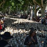 30ème Fête de la Transhumance, les moutons sont dans la rue ! by salva1745 - St. Rémy de Provence 13210 Bouches-du-Rhône Provence France