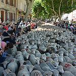 30ème Fête de la Transhumance by salva1745 - St. Rémy de Provence 13210 Bouches-du-Rhône Provence France