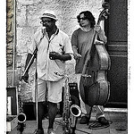 Artistes de rue - musiciens by Spirit of color - St. Rémy de Provence 13210 Bouches-du-Rhône Provence France