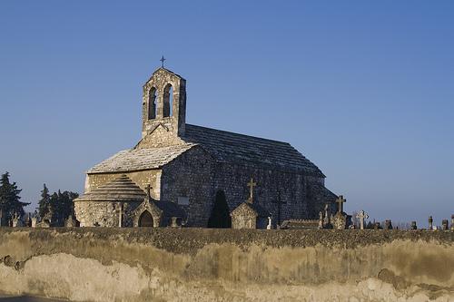Chapelle Sainte Croix - Saint Andiol by cpqs