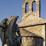 Chapelle Sainte Croix - Saint Andiol par cpqs - St. Andiol 13670 Bouches-du-Rhône Provence France