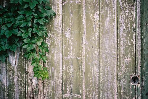 La porte mystérieuse par yoan.mollemeyer
