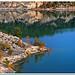 Lac Bimont - Bouches-du-Rhône by Charlottess - St. Marc Jaumegarde 13100 Bouches-du-Rhône Provence France