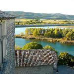 St.-Paul-lès-Durance : Château de Cadarache par Margotte apprentie naturaliste 2 - St. Paul les Durance 13115 Bouches-du-Rhône Provence France