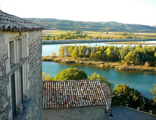 St.-Paul-lès-Durance : Château de Cadarache par Margotte apprentie naturaliste 2