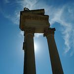 Glanum - Hier, l'Empire... par jmt-29 - St. Rémy de Provence 13210 Bouches-du-Rhône Provence France